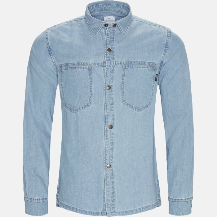 Skjorter - Casual fit - Denim